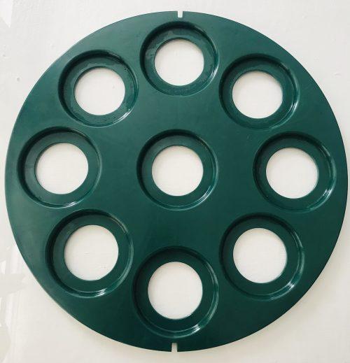 haylo 70 mm feeding disc