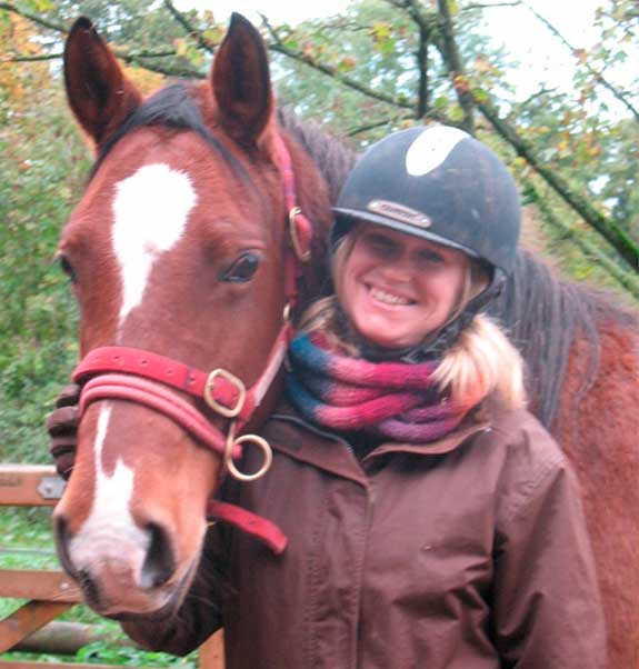 Gillian-and-Snicks-The-Horse