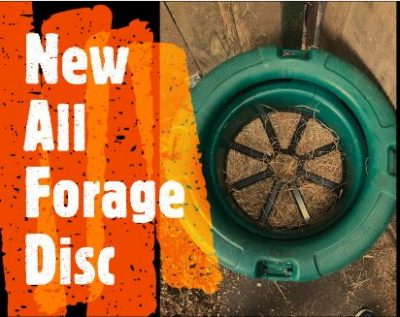 All Forage disc- new