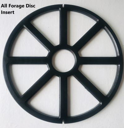 all forage disc