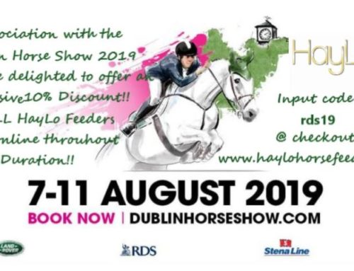 RDS Dublin Horse Show- Exclusive 10% Online Discount!!