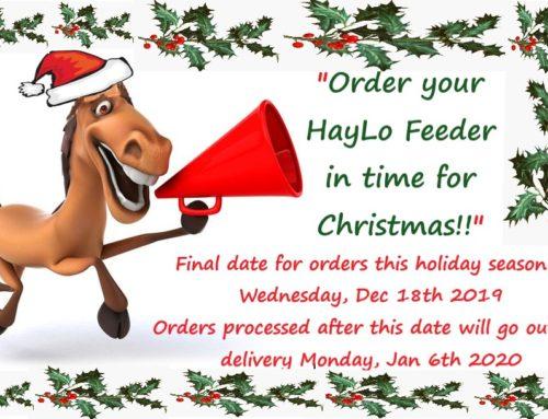 Christmas Orders !!!!