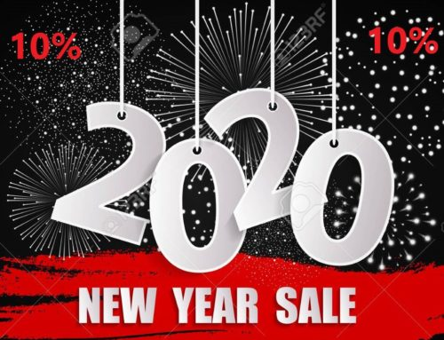 2020 New Year Sale!!